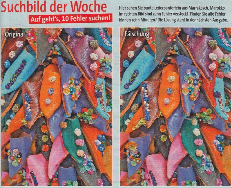 Werner 0130 Suchbild>>gelöst von Milka 33830322tm