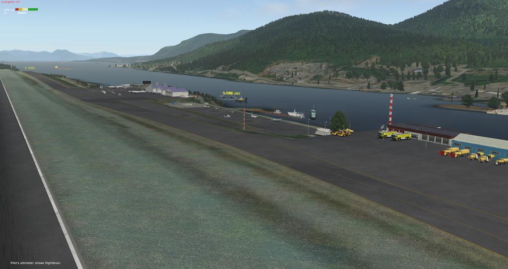 Dienstagsflug rund um Klawock und Co. 33859937vy