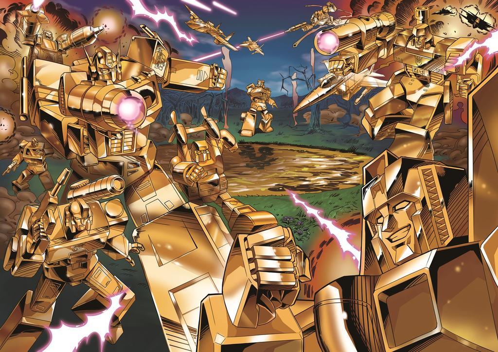 Transformers Golden Lagoon