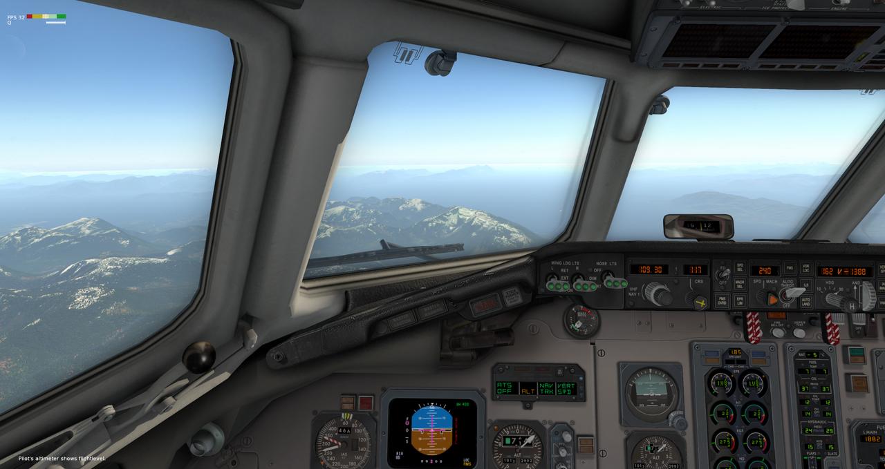 Mit der Default MD-82 von Anchorage nach Ketchikan 33962394cl