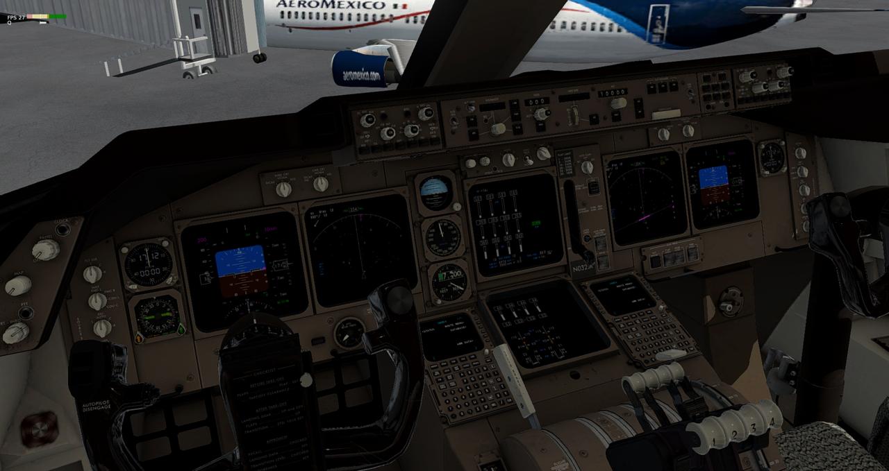 Die Standardflugzeuge des X-Plane 11 33982233ym