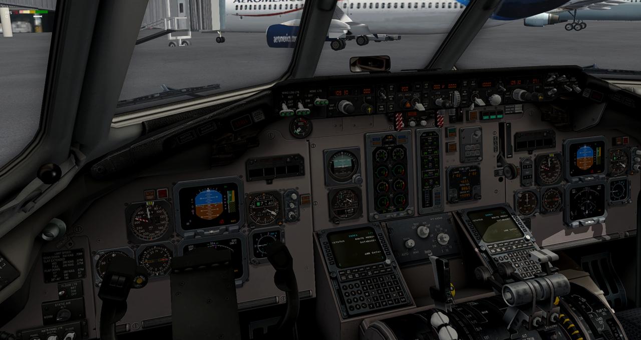 Die Standardflugzeuge des X-Plane 11 33982248tg