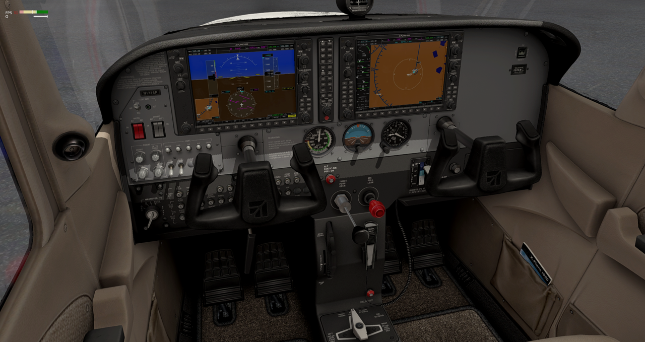Die Standardflugzeuge des X-Plane 11 33982332qv
