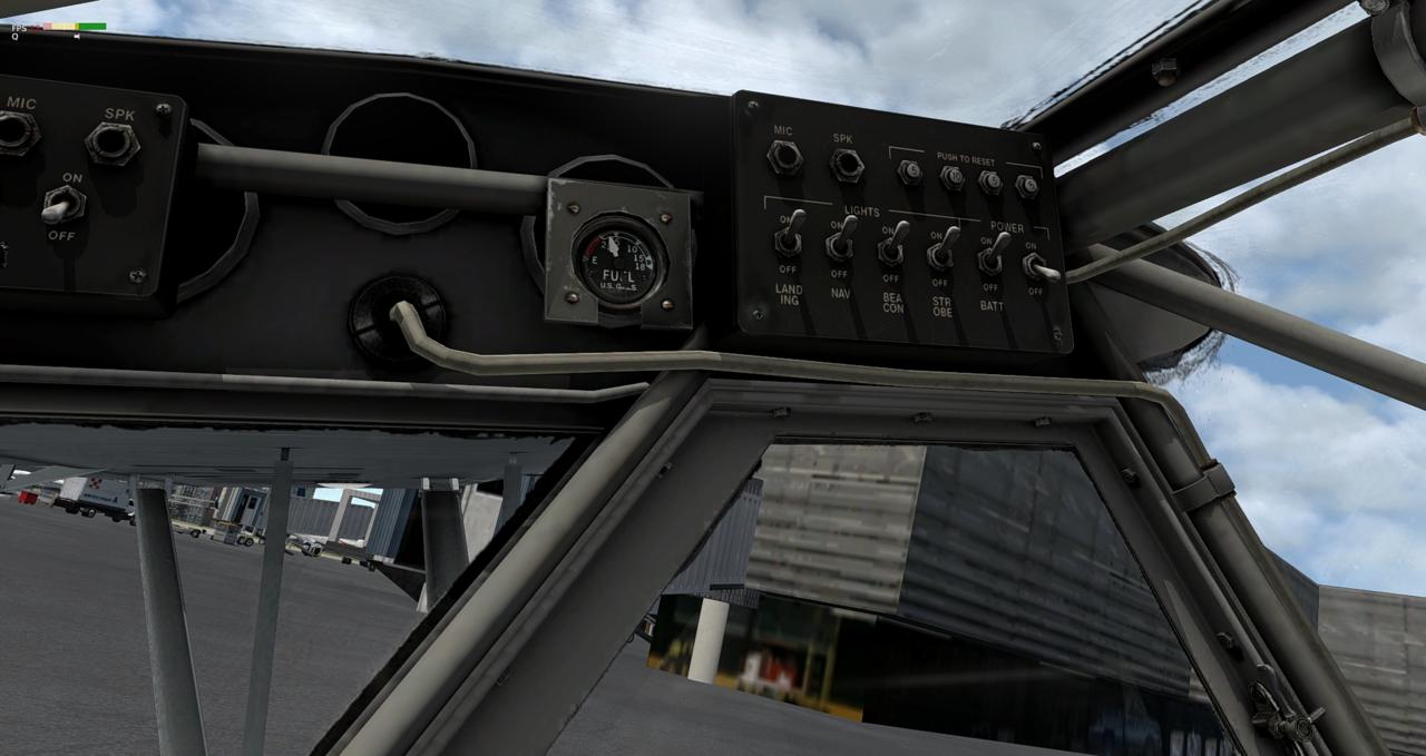 Die Standardflugzeuge des X-Plane 11 33982457ky