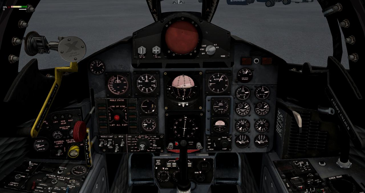 Die Standardflugzeuge des X-Plane 11 33982600lm