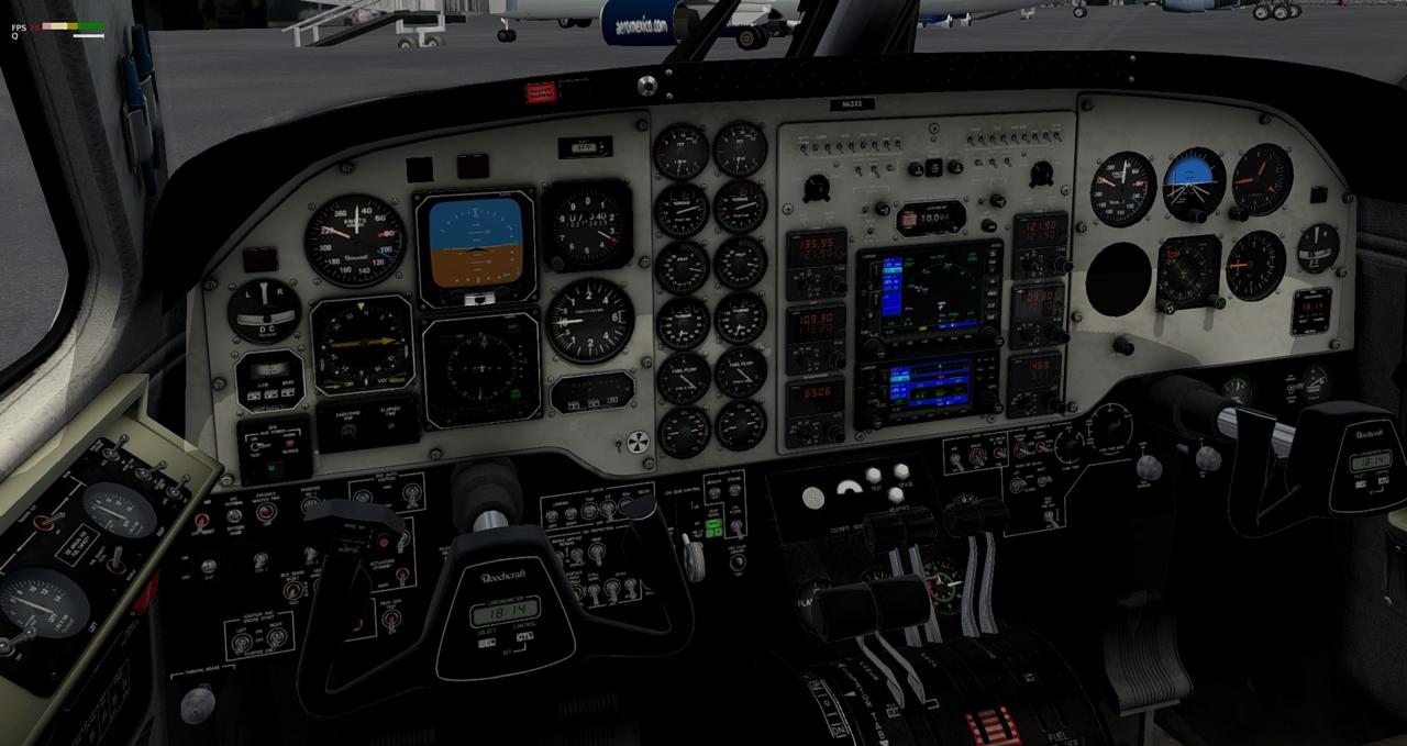 Die Standardflugzeuge des X-Plane 11 33982663cc