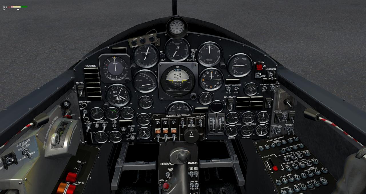 Die Standardflugzeuge des X-Plane 11 33982714wv
