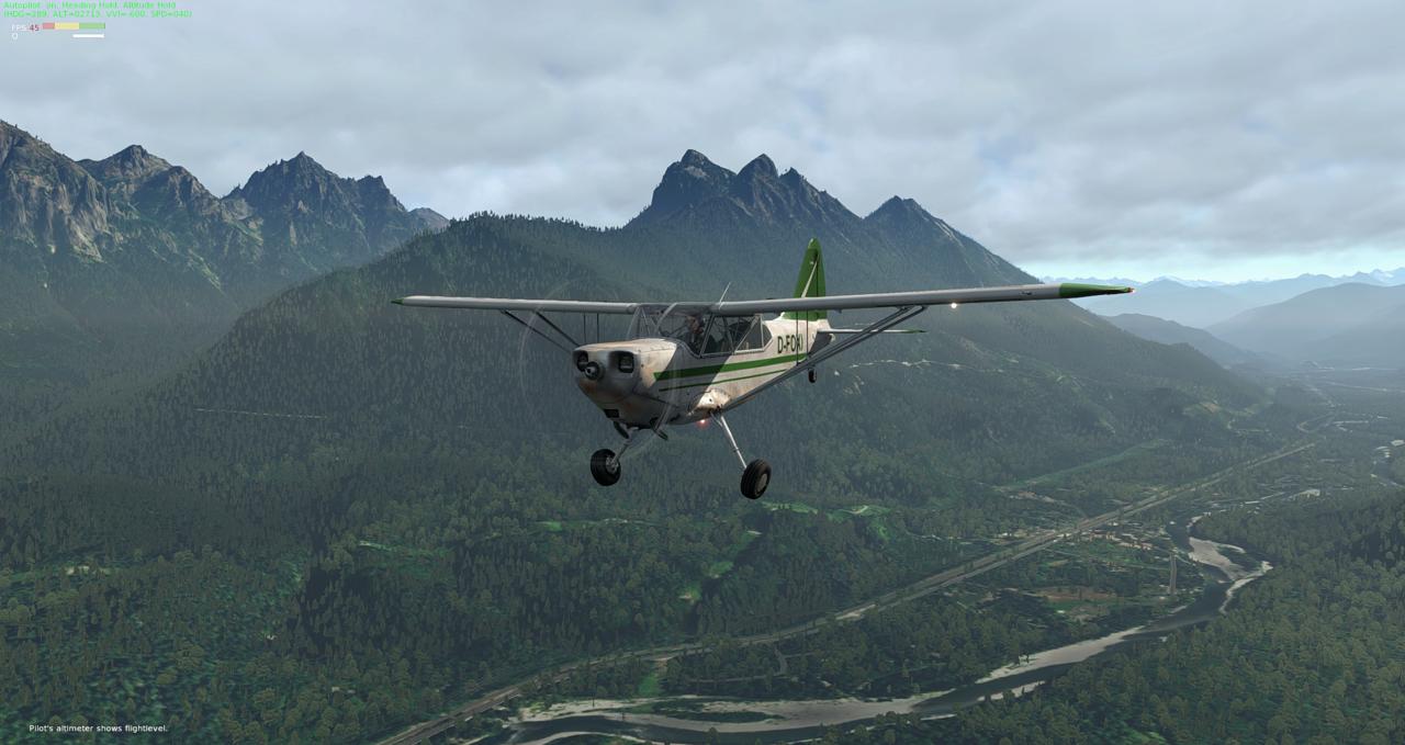 Von Skykomish zu Boeing in Paine Field 34017297fj