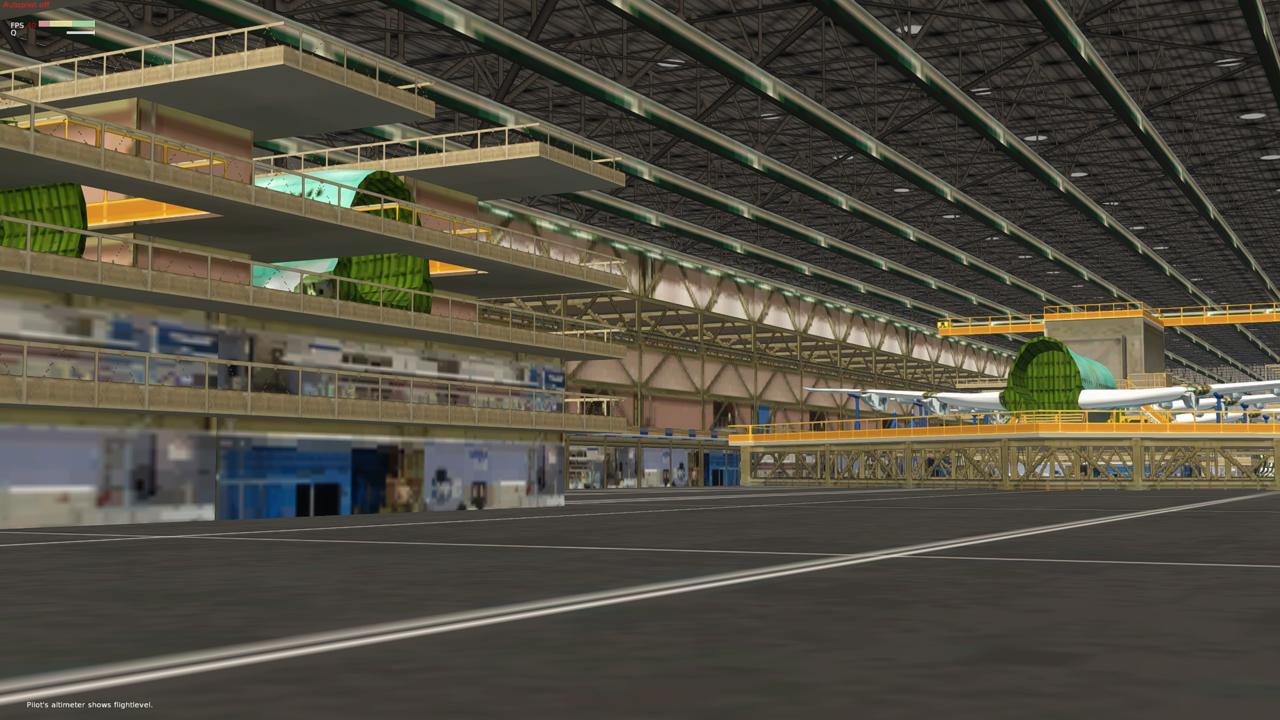 Von Skykomish zu Boeing in Paine Field 34017333cp
