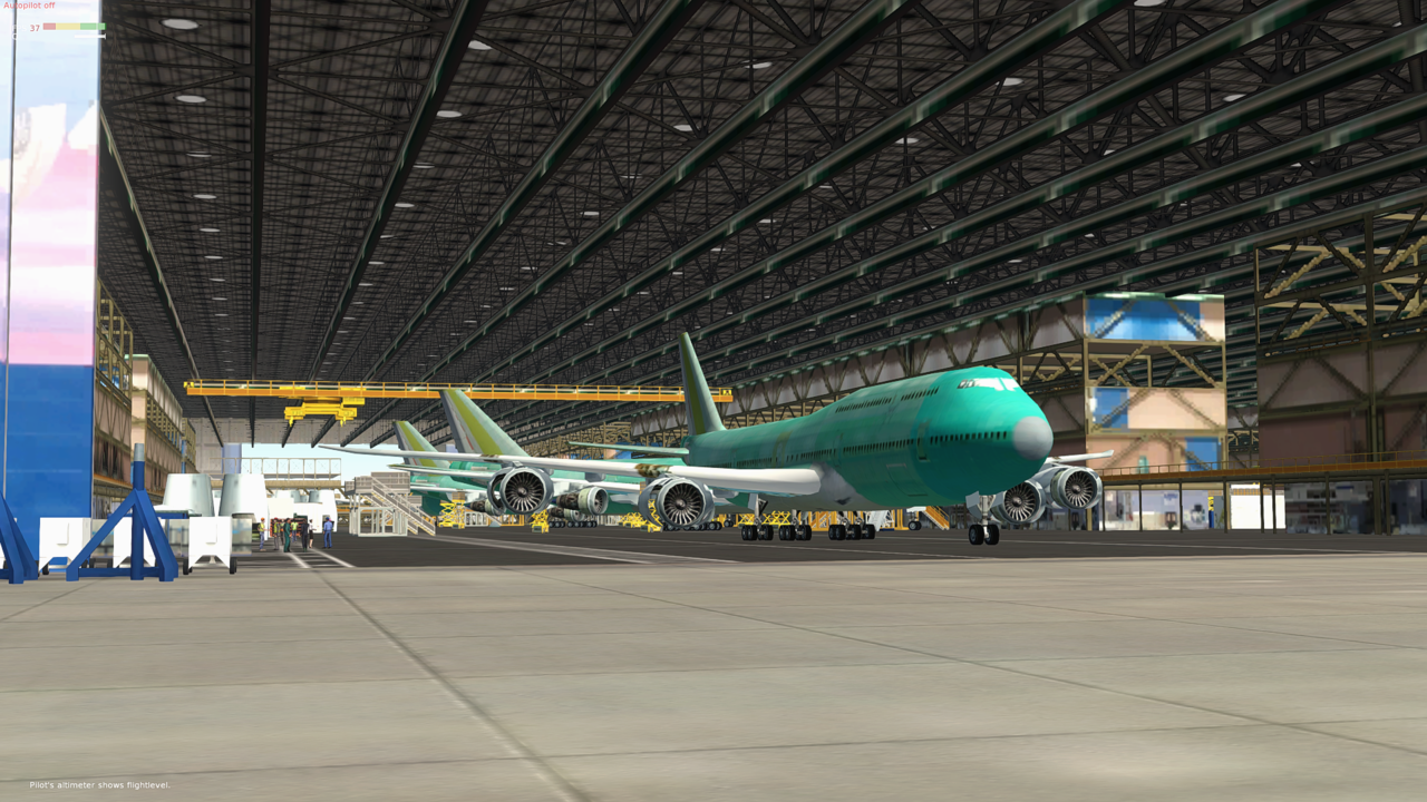 Von Skykomish zu Boeing in Paine Field 34017338zt