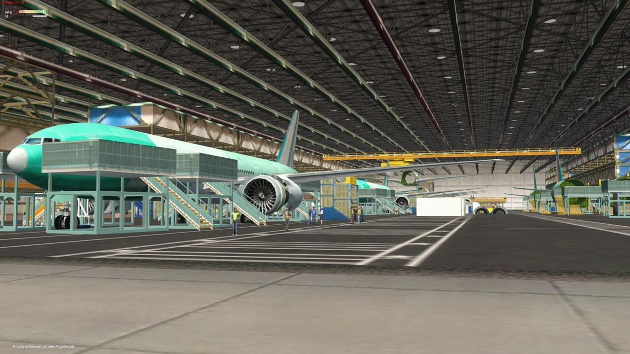 Von Skykomish zu Boeing in Paine Field 34017362qs