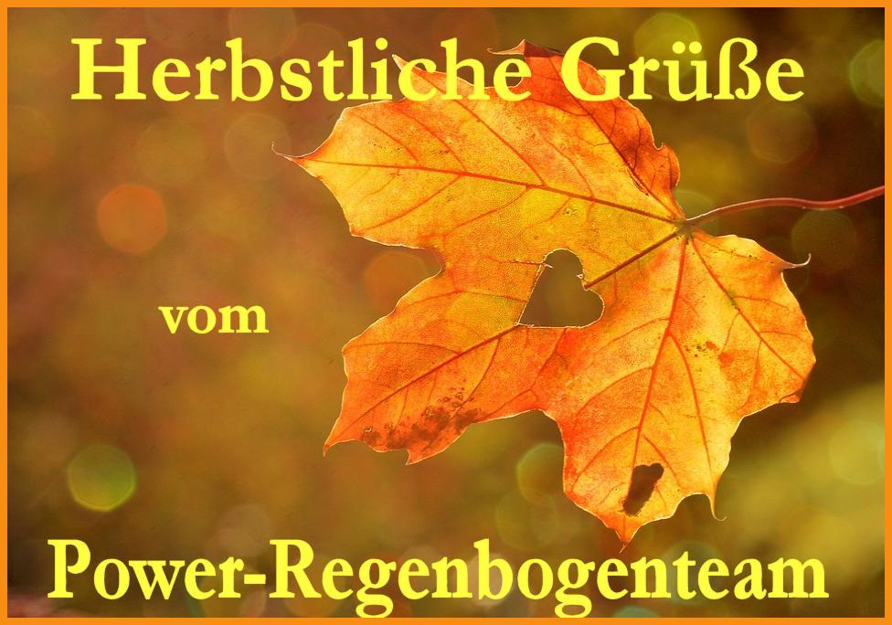 Herbstgrüsse vom Power-Regenbogen 34086193hr