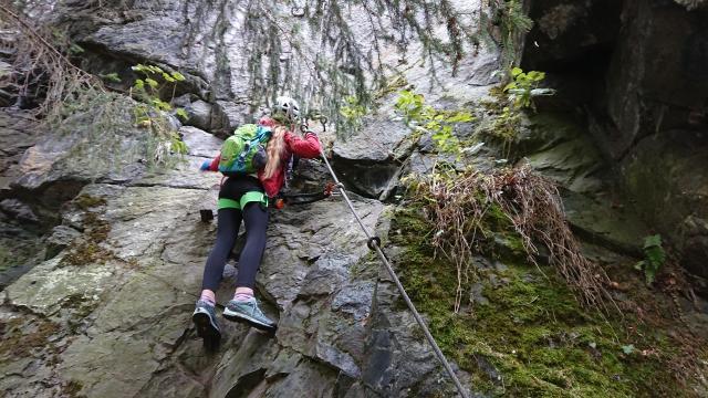 Klettergurt Für 4 Jährige : Jahre klettersteig mit kindern in die berge