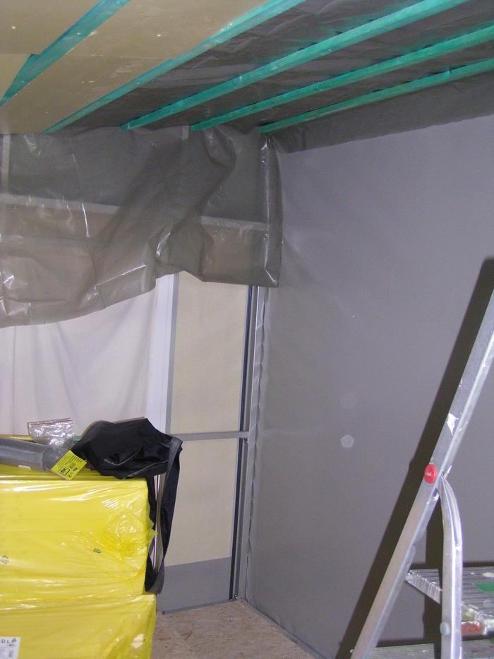 Unser neues vorzelt dauercamping spezial wohnwagen for Boden isolieren