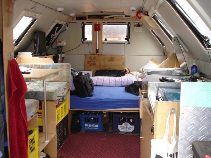 lakii ausbau und die position des abwassertanks allrad. Black Bedroom Furniture Sets. Home Design Ideas