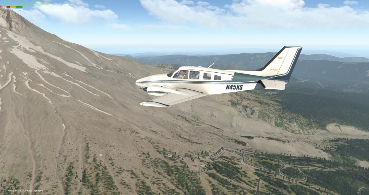 Die Vulkane von Oregon 34733414za