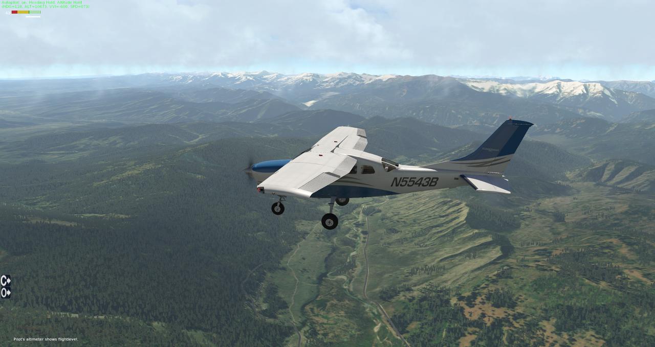 Testflug North Wyoming 35350388td