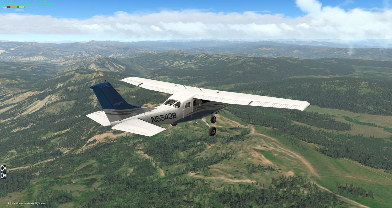 Testflug North Wyoming 35350410lb