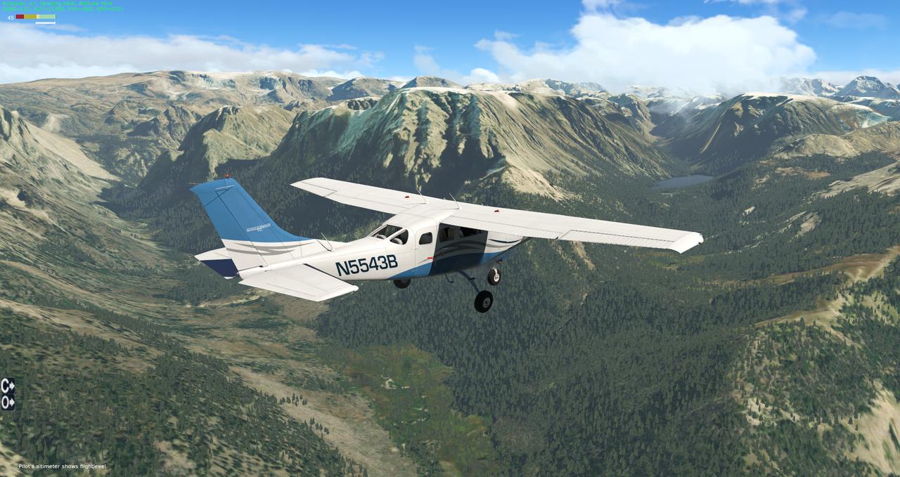 Testflug North Wyoming 35350428wi