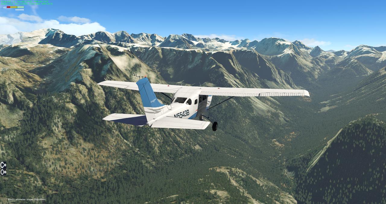 Testflug North Wyoming 35350437is