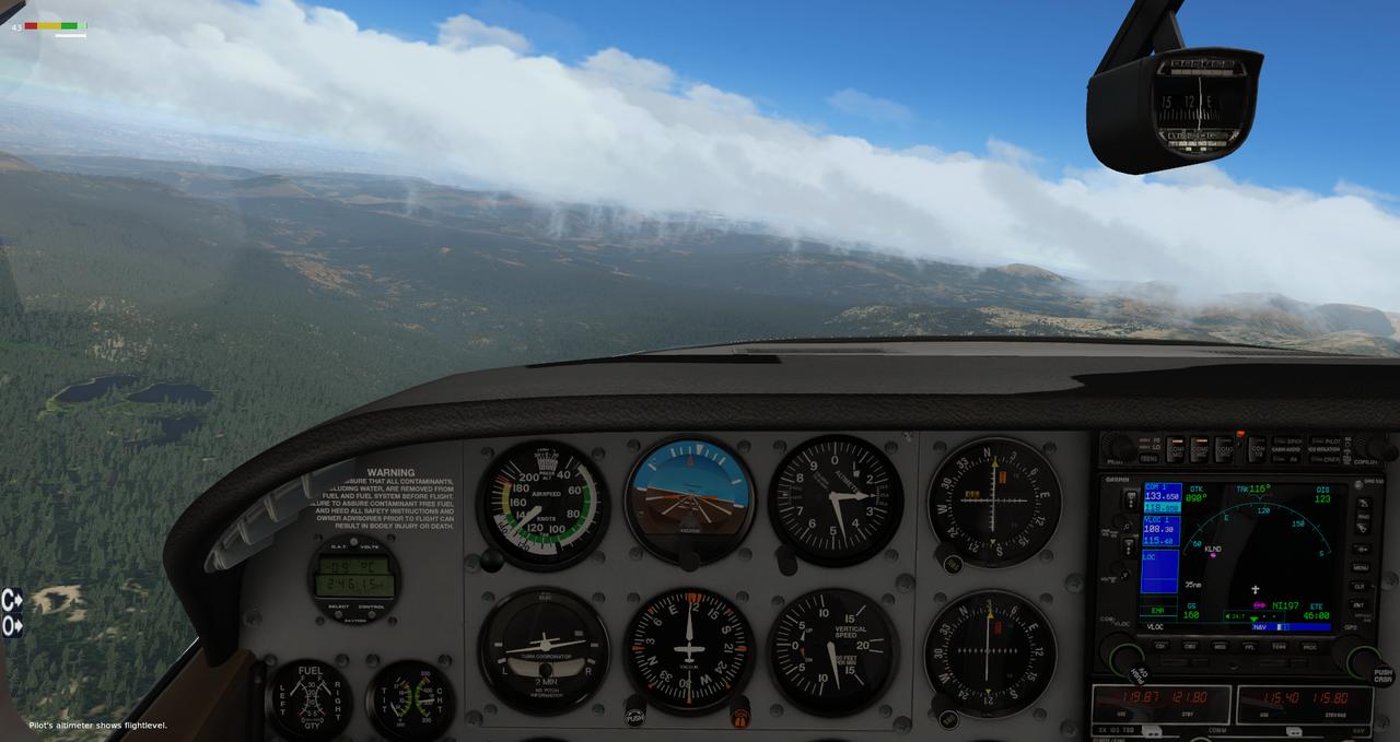 Testflug North Wyoming 35350491xv