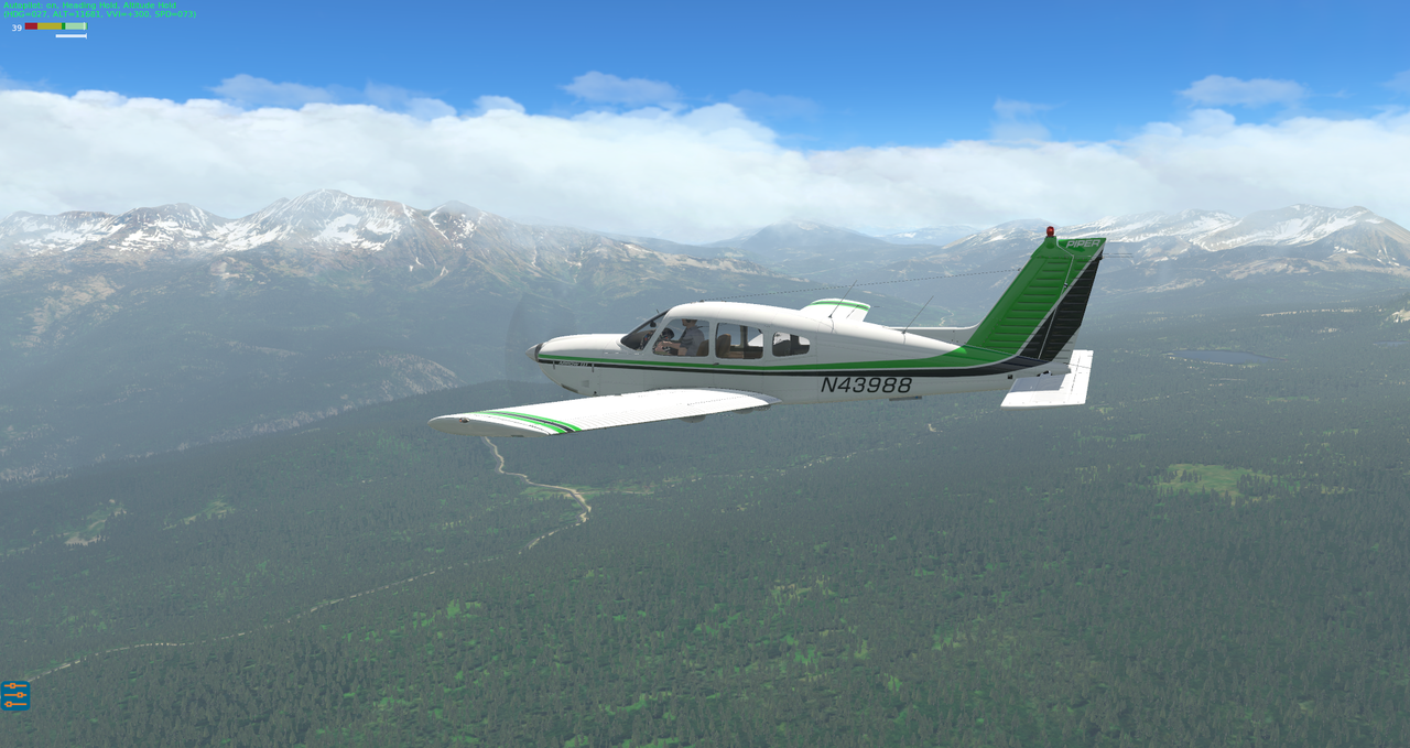 Die Rockies von Colorado 35398013jy