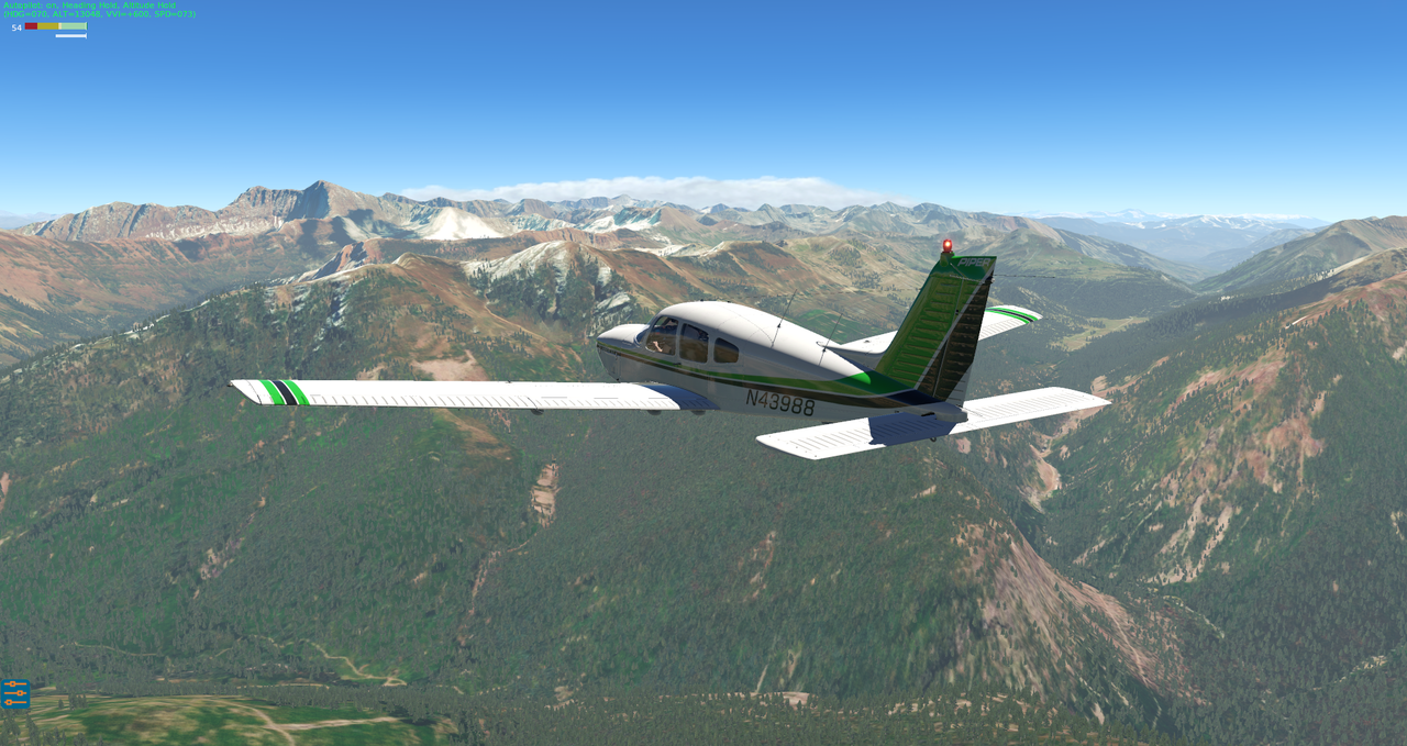 Die Rockies von Colorado 35398043lf