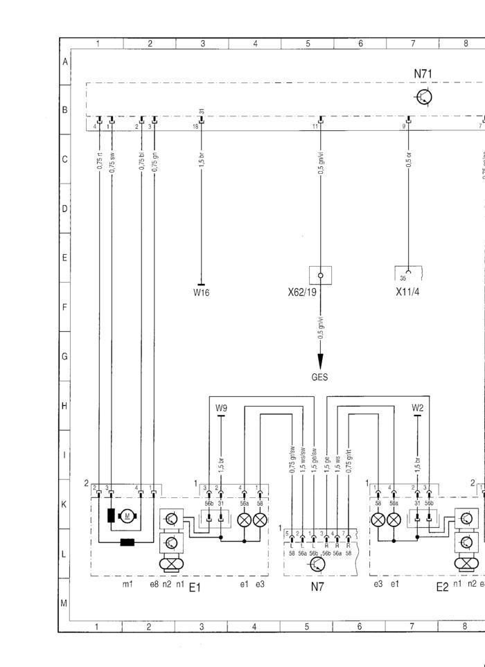 r129sl roadster forum thema anzeigen xenon. Black Bedroom Furniture Sets. Home Design Ideas