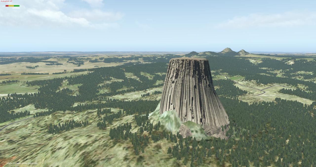 Devils Tower Wyoming 35829088xu