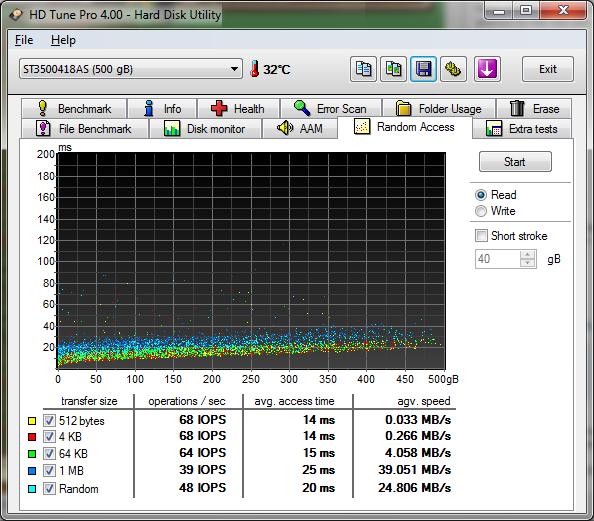 3621255 - [Review] [Festplatte] - 500GB Seagate ST3500418AS 7200 16MB 7200 Umin SATA