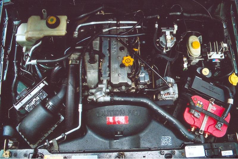 Diesel Story  81 Cj 2 5td