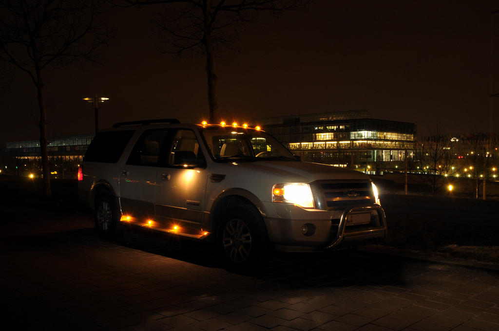 light roof marker running top smoked truck amber lights led lrc clearance cab kit itm