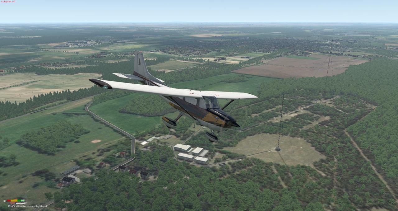 Kleiner Flug durch Mitteldeutschland 37637617ak