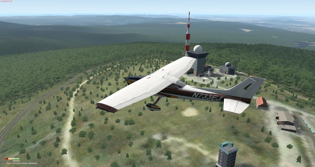 Kleiner Flug durch Mitteldeutschland 37637621el