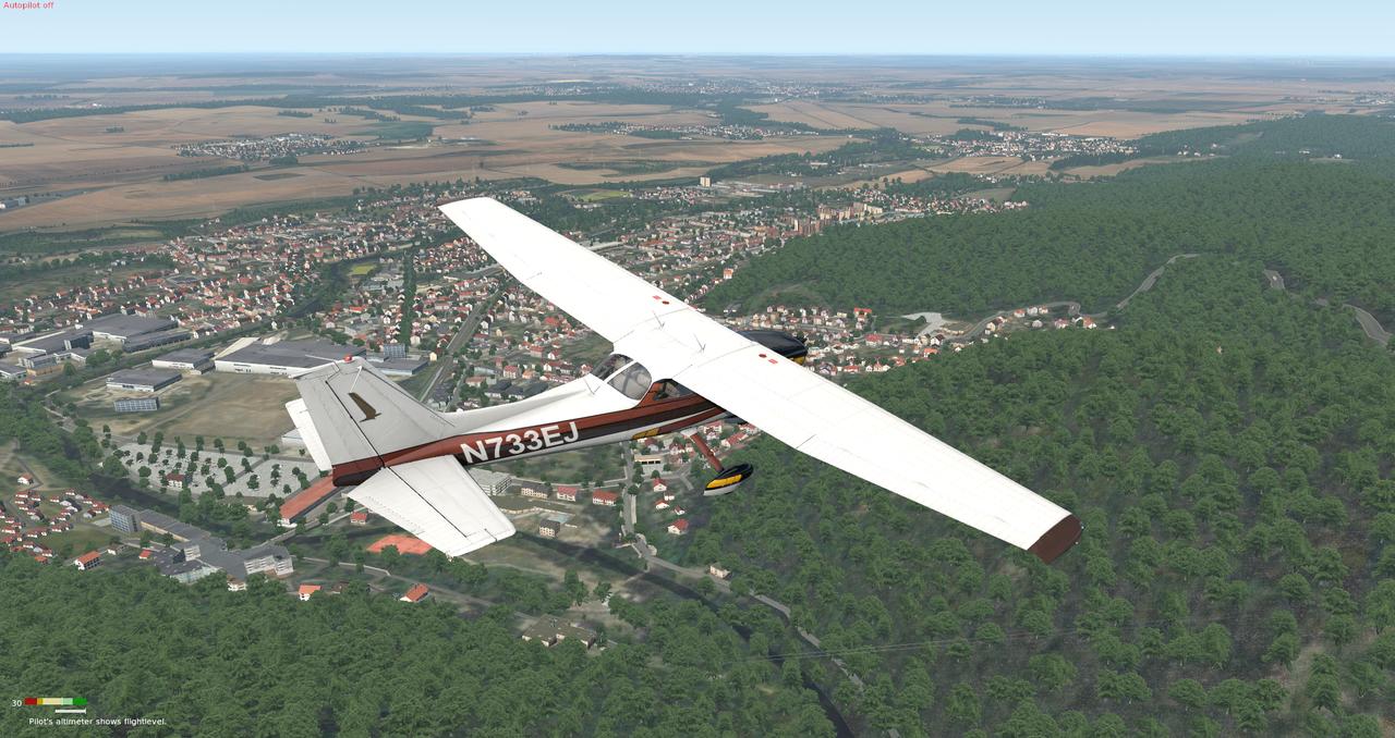 Kleiner Flug durch Mitteldeutschland 37637634dv