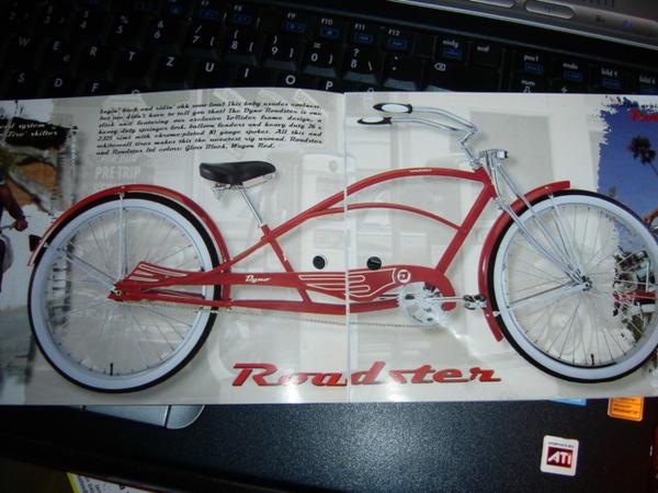 KK Roadster fertig  - www TretHarley de