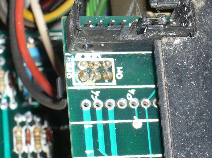 Probleme mit gicar flowmeter programmierung