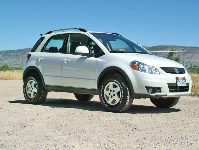 All Terrain Tires For Suzuki Sx