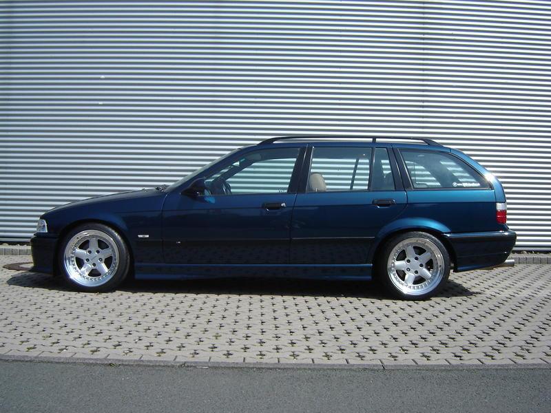 320i Individual Touring  Innen Neu !!! - 3er BMW - E36