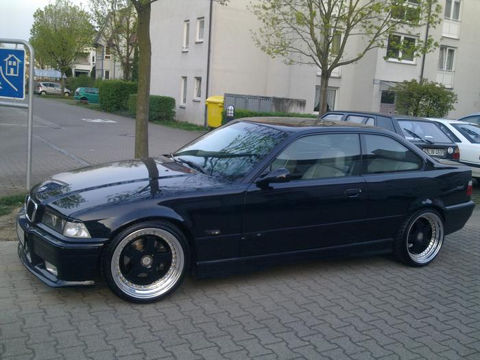 bmw e36 328i coupe neues soundvideo bilder 3er bmw. Black Bedroom Furniture Sets. Home Design Ideas