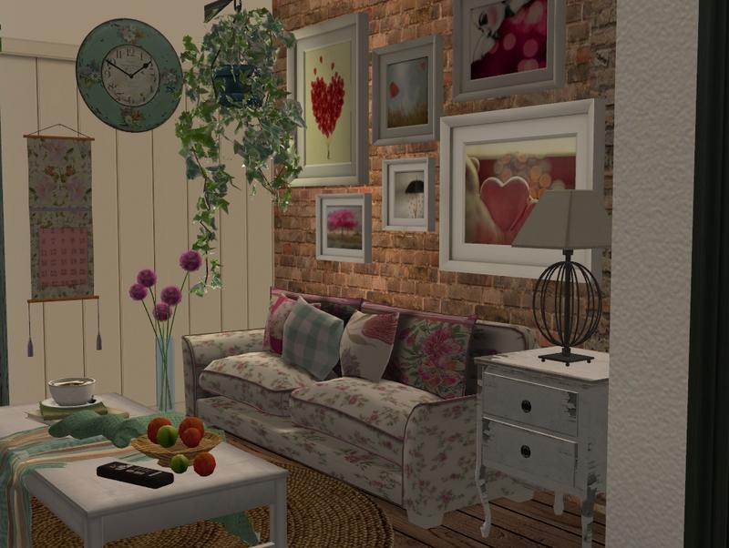 Schwedenhaus inneneinrichtung  Häuservorstellung: Catys Häuser - Seite 8 - Sim Forum