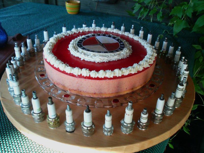 Geburtstagstorte 53