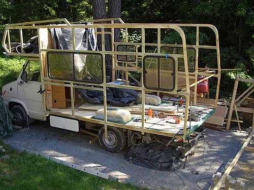 Extrêmement Re: Camping Car Fendt 1991 - rénovation complète en pause - Forum  VS01