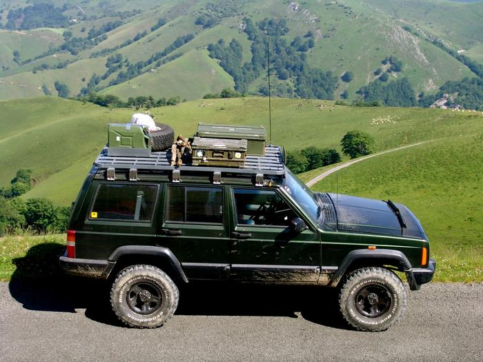 Xj Roof Racks Page 2 Expedition Portal