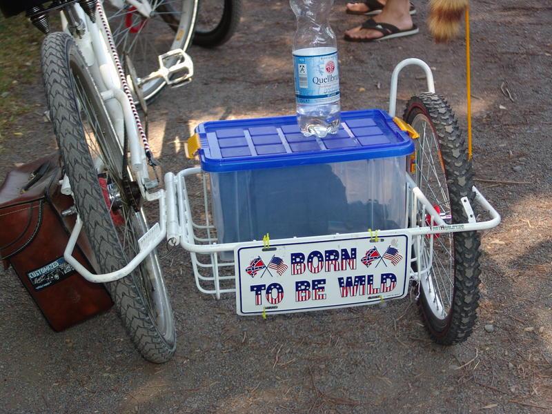 fahrrad camper selber bauen