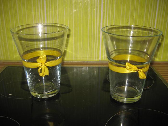 20 teelichthalter glas for Billige deko