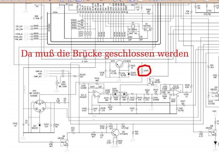 Funkbasis.de • Thema anzeigen - Passt dieses Standmic zum Intek M-495