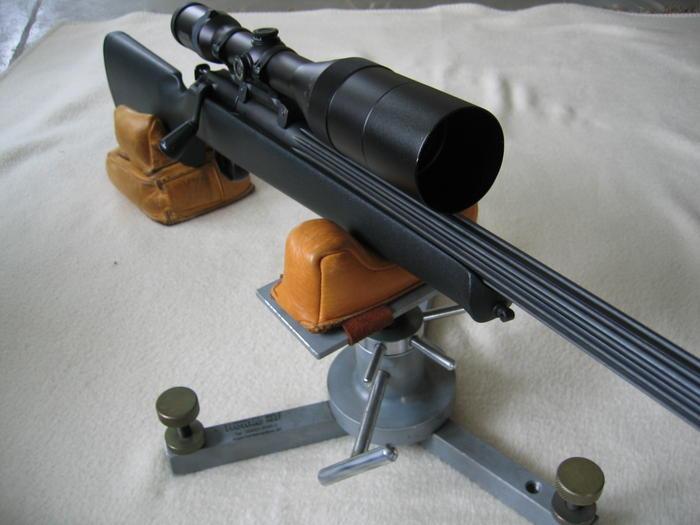 gewehr im kaliber 6mm ppc 262