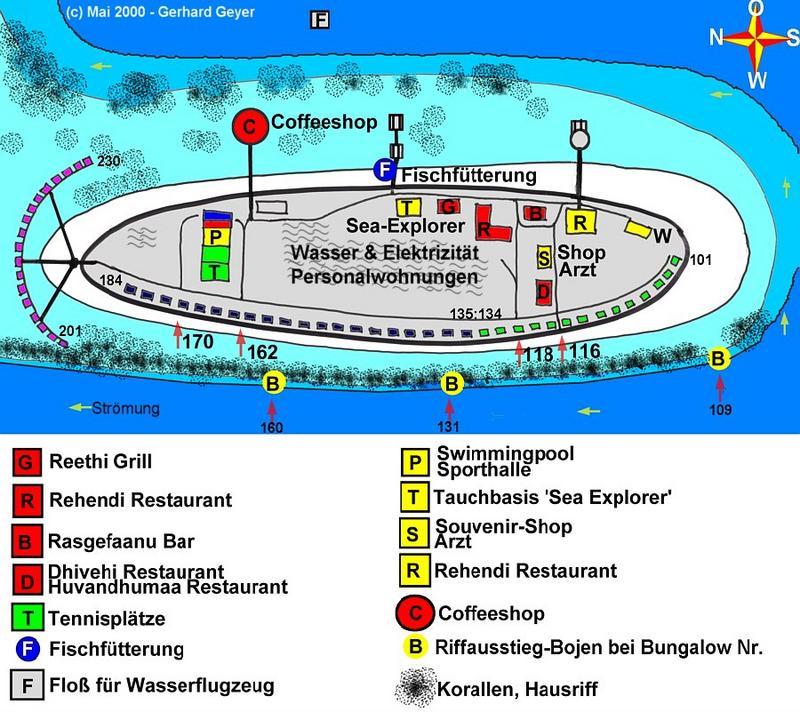 Reethi Beach Island Resort Deluxe Villa