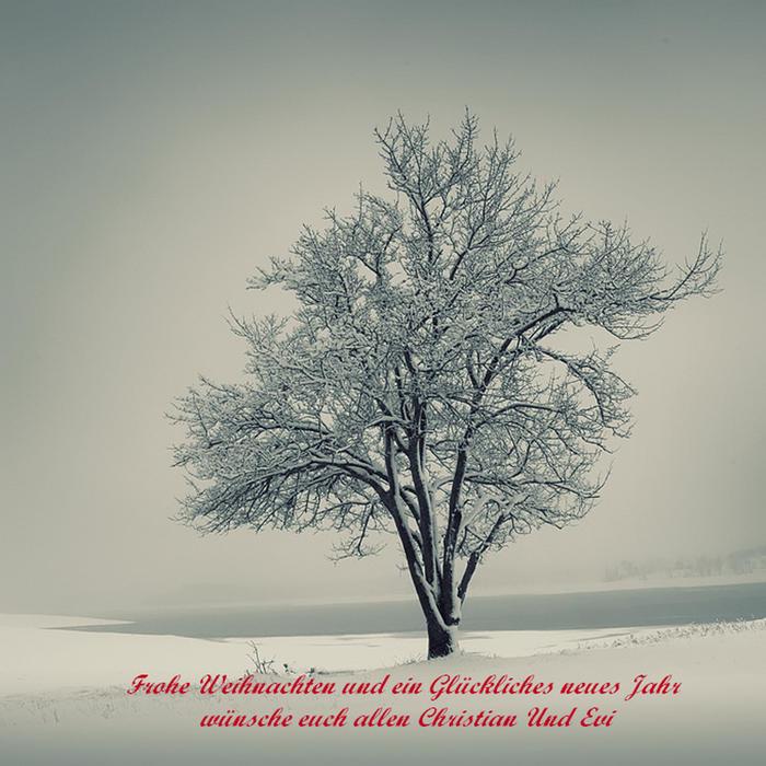 Frohe Weihnachten und ein gutes neues Jahr. - RK III - Hist. Mil ...
